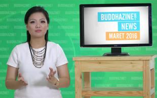 BuddhaZine News Maret 2016