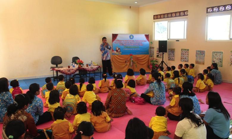 20160406 Tips Mendongeng untuk Anak Sekolah Minggu ala Kak Bimo 2