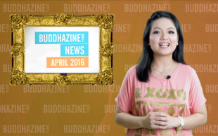BuddhaZine News April 2016
