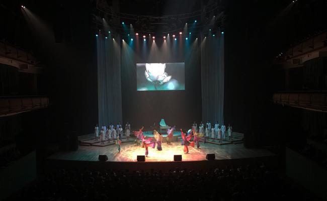 Sadhu for the Music: Konser Keindahan Dhamma dan Musik