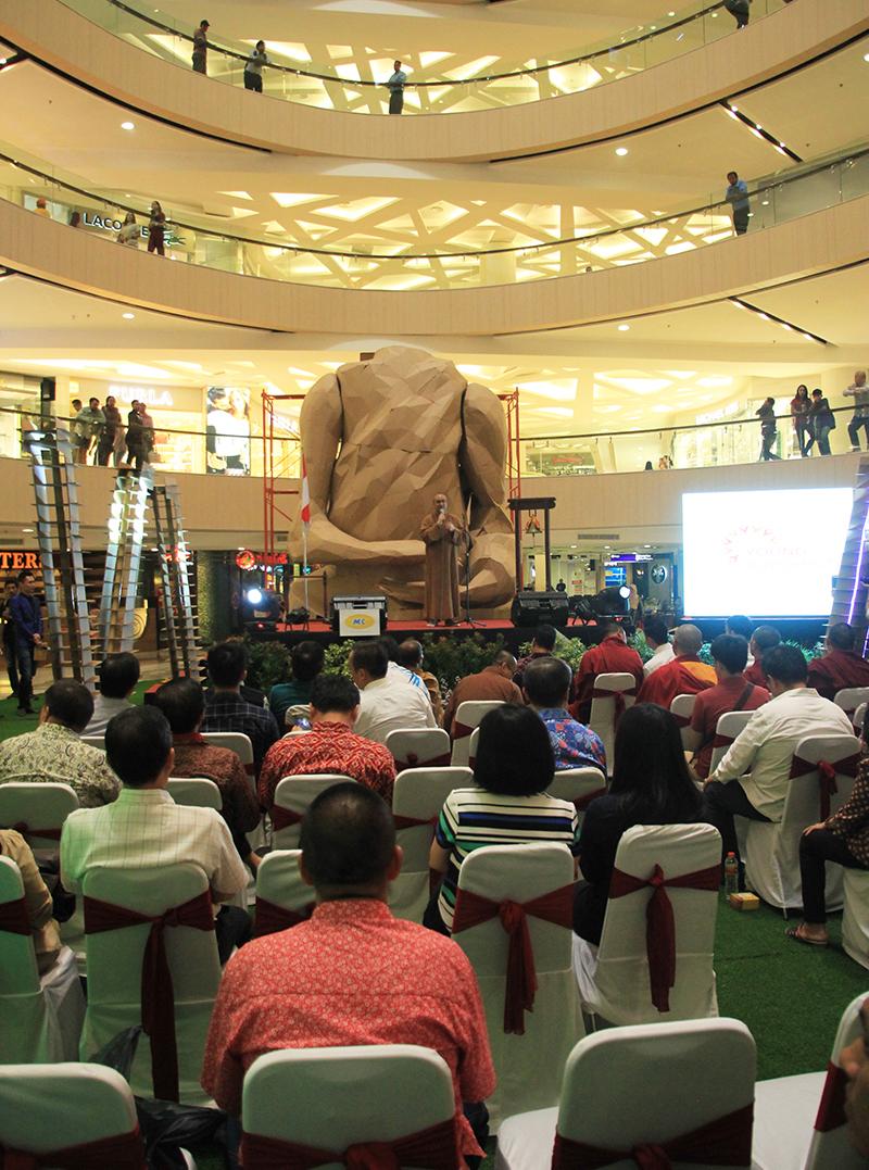 20160518 Arek Suroboyo, Ayo Rame-rame ke Tunjungan Plaza Lihat Vesak Festival 4