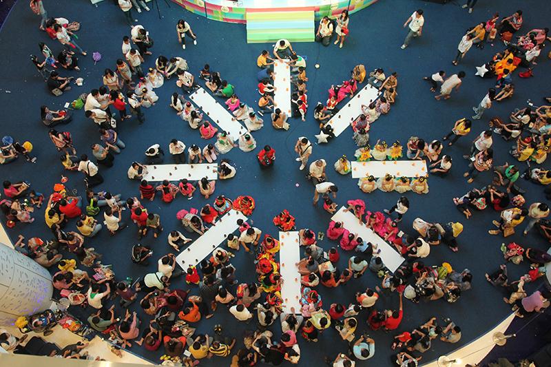 20160519 Taburan Bintang Kebajikan di Perayaan Waisak Anak Buddhis 4