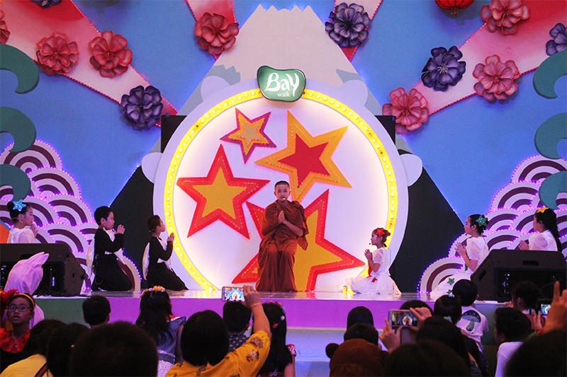20160519 Taburan Bintang Kebajikan di Perayaan Waisak Anak Buddhis 5