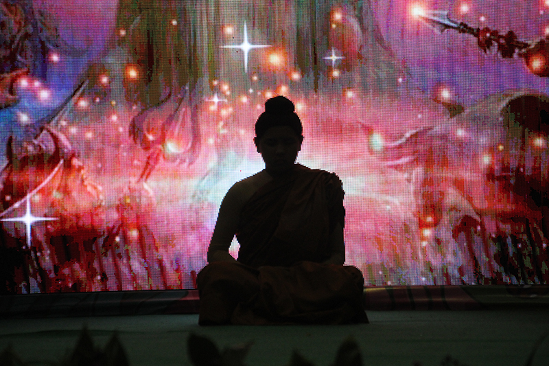 20160519 Taburan Bintang Kebajikan di Perayaan Waisak Anak Buddhis 9