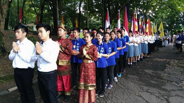 20160521 Umat Buddha Sumatera Selatan Rayakan Waisak di Bukit Siguntang 3