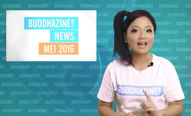 BuddhaZine News Mei 2016