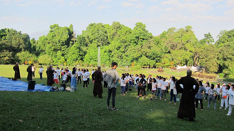 20160606 Peace Walk Melangkah dengan Penuh Kedamaian di Kebun Raya Bogor 3