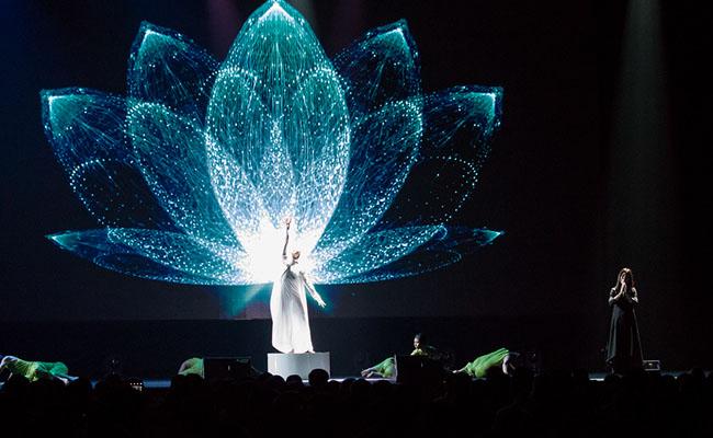 Konser Sound of Wisdom Imee Ooi: Suara Kebijaksanaan yang Menetaskan Pencerahan