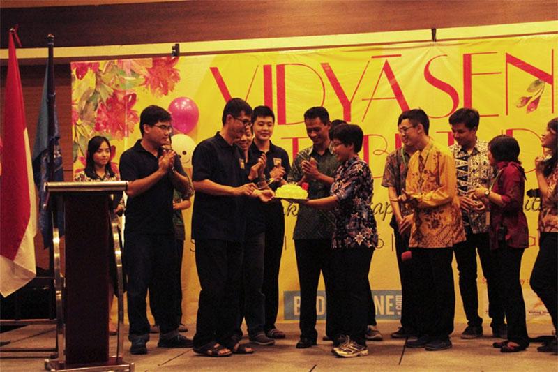 20160614 Vidyasena Vihara Vidyaloka Yogyakarta Rayakan Ulang Tahun ke-29 3