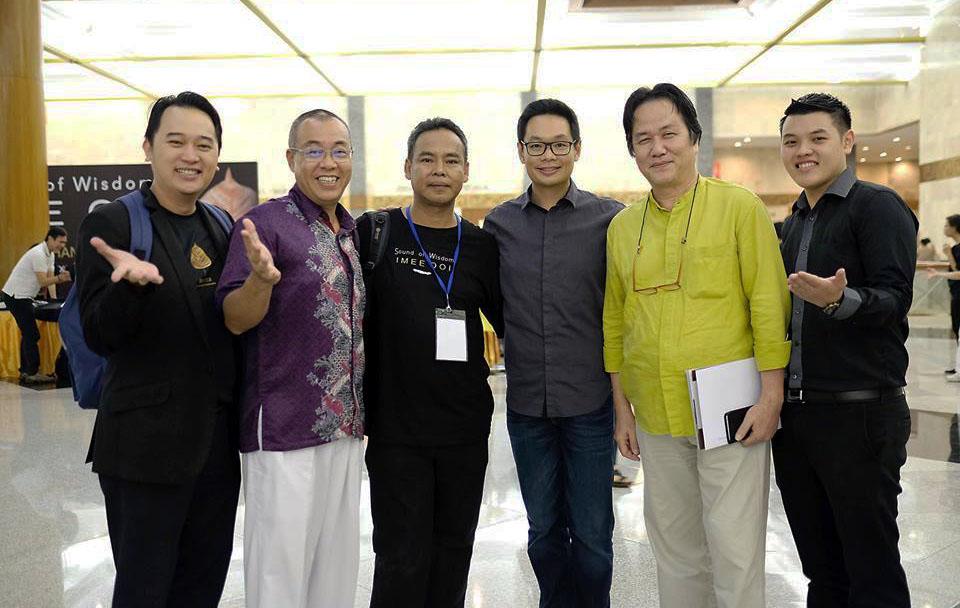 20160616 Pujian Para Pelaku Seni Buddhis untuk Imee Ooi 2