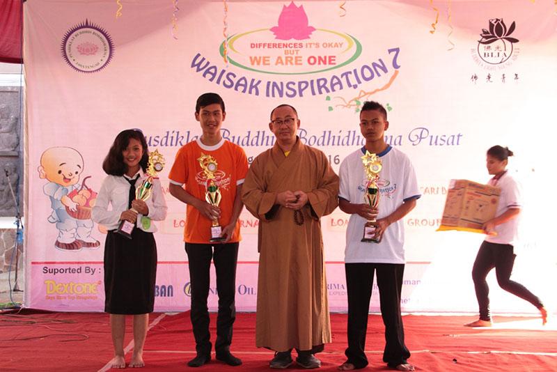 20160616 Pusdiklat Buddhis Bodhidharma Bandungan Gelar Waisak Inspiration untuk Mencari Bibit Buddhis 3