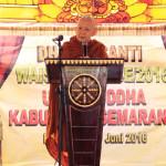 Bhikkhu Sri Pannyavaro: Lindungilah Anak-anak dari Perbuatan Jahat dengan Cinta Kasih Orangtua