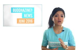BuddhaZine News Juni 2016