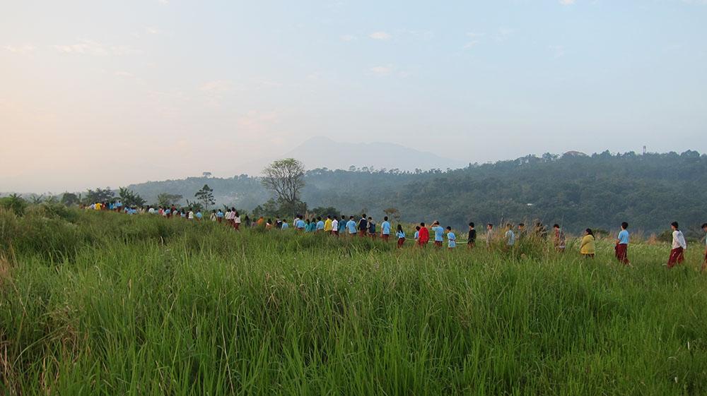 20160705 Isi Liburan, 80 Anak dan Remaja Ikuti Retreat Hidup Berkesadaran 3
