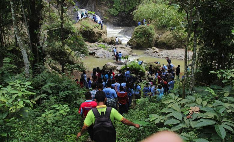 20160708 Pemuda Buddhis Temanggung Terus Bergerak, Kali Ini ke Gunungpayung 2