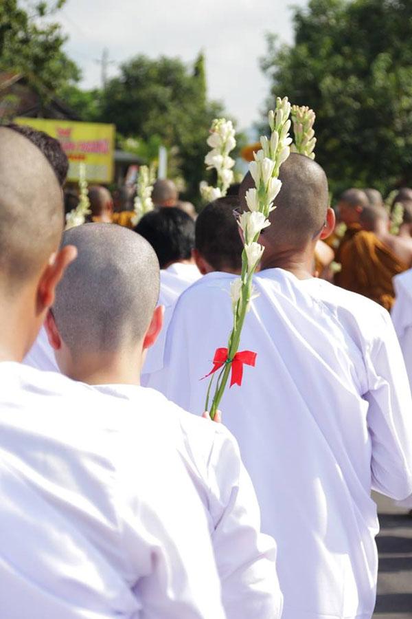 20160718 Megahnya Asadha Agung 2560 BE 2016 di Candi Borobudur 11
