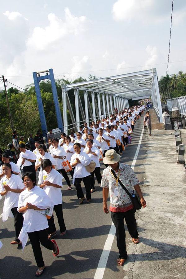 20160718 Megahnya Asadha Agung 2560 BE 2016 di Candi Borobudur 7