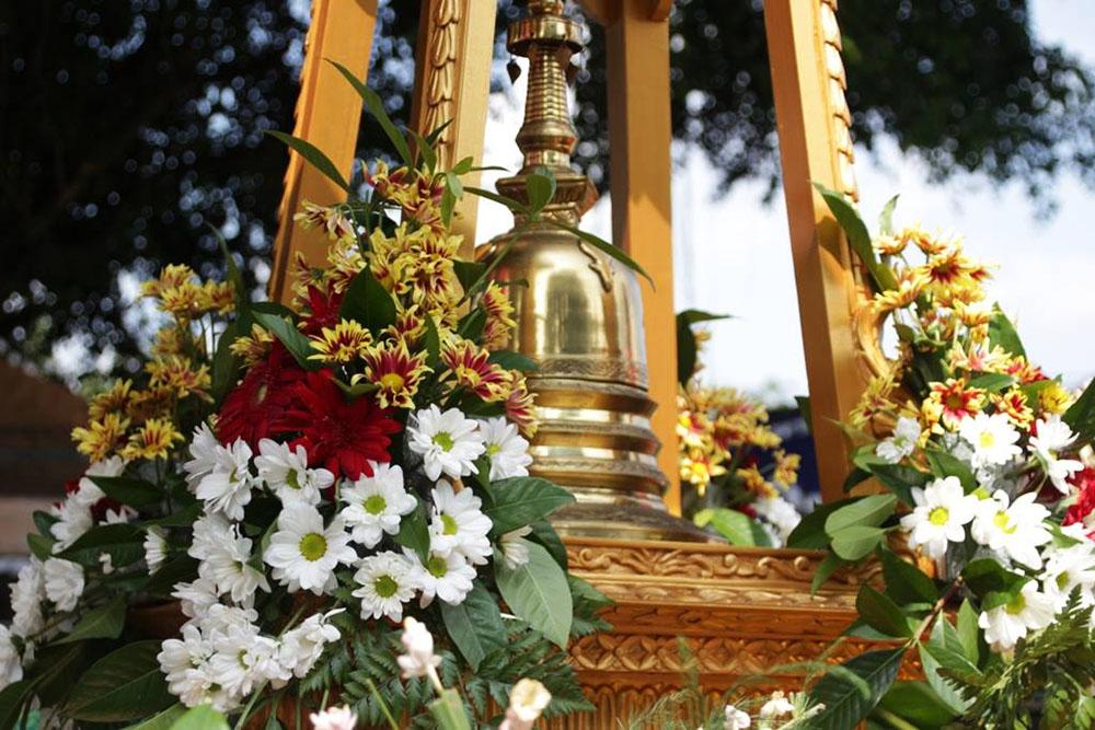 20160718 Megahnya Asadha Agung 2560 BE 2016 di Candi Borobudur 8