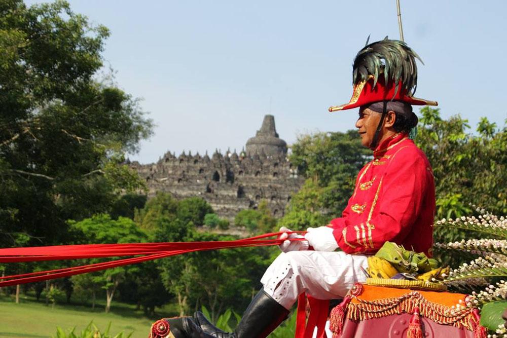 20160718 Megahnya Asadha Agung 2560 BE 2016 di Candi Borobudur 9