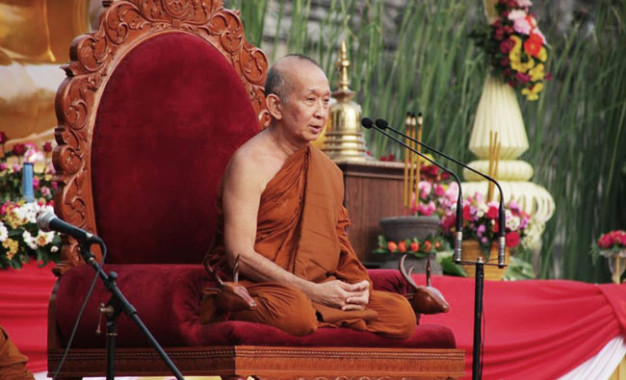 Bhikkhu Sri Pannyavaro Mengajak Praktik Menyelesaikan Penderitaan. Bagaimana Caranya?