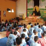 Vihara Budhi Daya di Temanggung Ini Jalankan Tiga Aliran Sekaligus