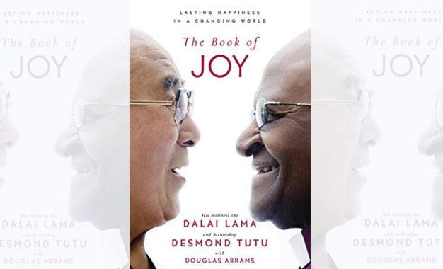 Dalai Lama dan Desmond Tutu Tulis Buku 'The Book of Joy'
