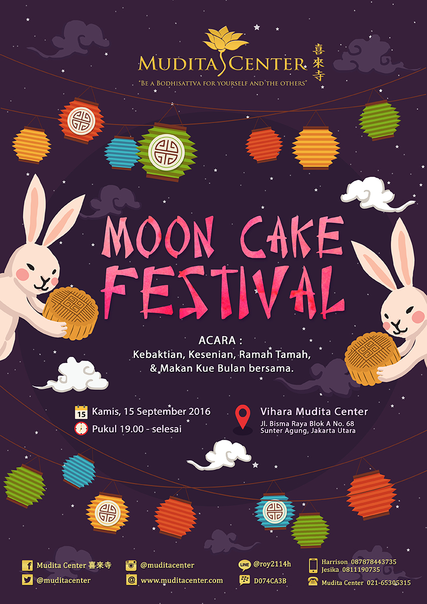 Moon Cake Festival