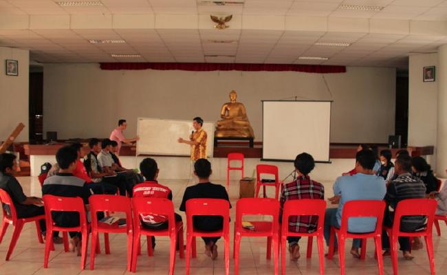 Organisasi Kepemudaan Buddhis Memble, Begini Solusinya!