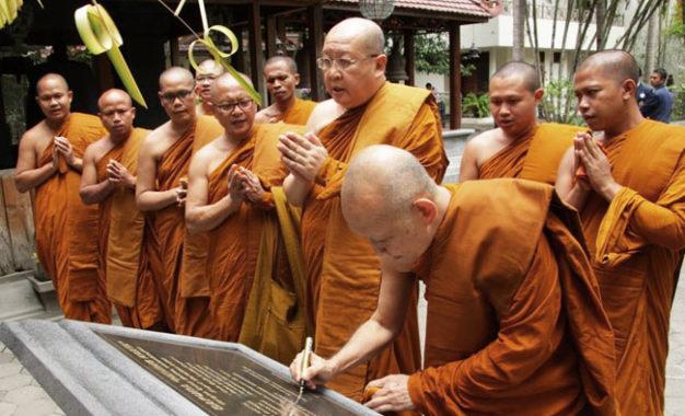 40 Tahun Sangha Theravada Indonesia, Bhante Pannyavaro Ucapkan Terima Kasih kepada Umat Buddha