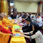 'Berdana di Hari Kathina Bukan Hanya Mendukung Sangha, Tetapi Juga Membantu Orang Banyak'
