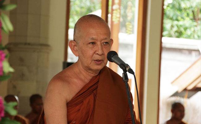 Bhikkhu Sri Pannyavaro: Berdana Untuk Melepas Adalah Dana yang Bernilai Tertinggi