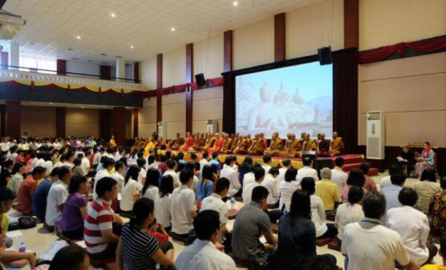 'Praktik Lima Sila Akan Menuntun pada Jalan Mulia Berfaktor Delapan'