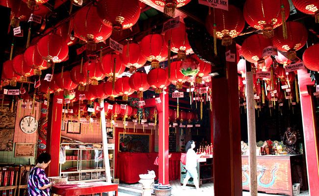 Tien Kok Sie, Kelenteng Buddhis Tertua di Solo