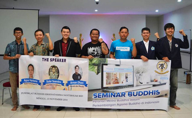 Bagaimana Peranan Media Buddhis dalam Perkembangan Agama Buddha, Terutama di Era Sosial Media?