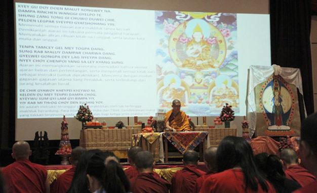 Belajar Lamrim, Belajar Intisari Dharma Hanya dalam 25 Bait!