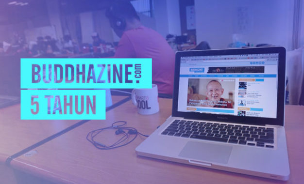Perjalanan 5 Tahun BuddhaZine