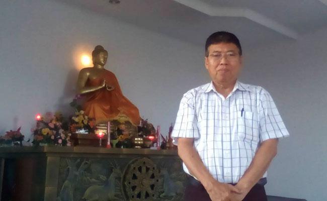 Gamelan Badra Santi Menghantar Kepergian Rama Pandita Henry Basuki