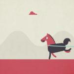 Menjinakkan Kuda Liar, Menggiring Pikiran Kembali