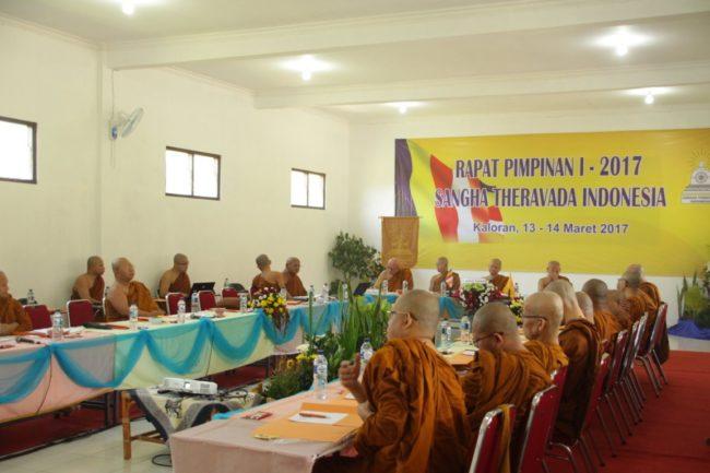 Sangha Theravada Indonesia Fokus Memperhatikan Daerah Penyokong Agama Buddha