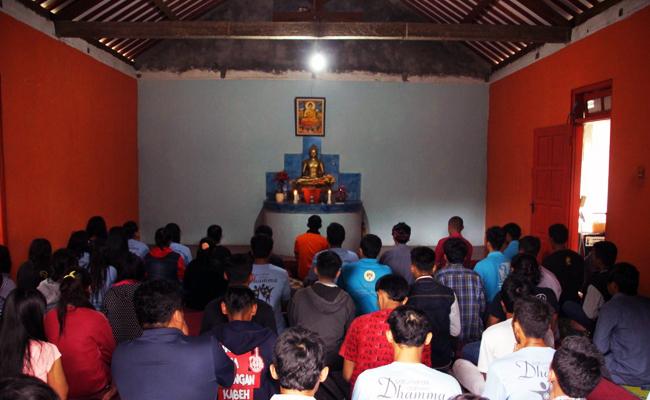 Inspiratif! Ketegaran Umat Buddha di Kabupaten Kendal, Jawa Tengah