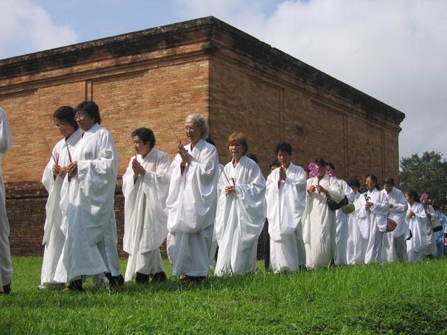 Perayaan Waisak 2017 dan Festival Candi Muarojambi