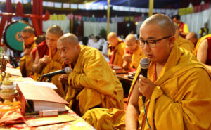 "Kagyu Monlam ke-9, ""Jalan Aspirasi Agung"""