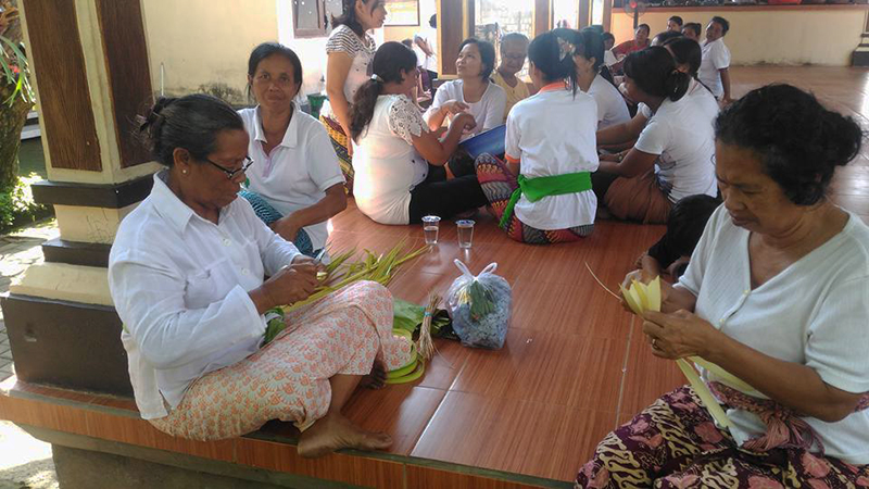 20170512 Umat Buddha Buleleng Rayakan Waisak Berbalut Budaya Bali 2