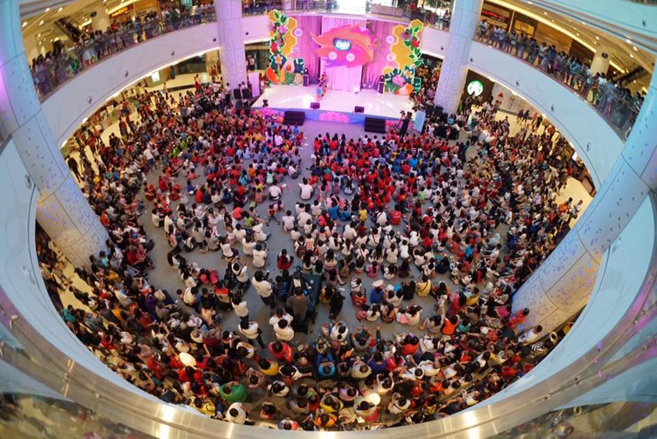 20170520 Senangnya Berbagi Kebahagiaan Waisak di Mall 4