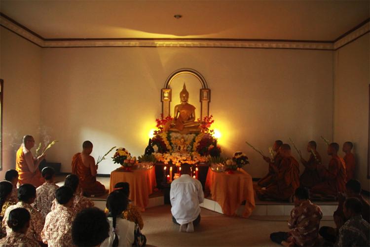 20170523 Waisak Menjadi Puncak Kebangkitan Umat Buddha Temanggung 5