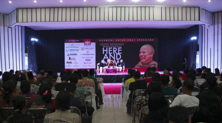 20170527 Ajahn Brahmali Untuk Melatih Kesadaran Harus Punya Hati yang Baik 2