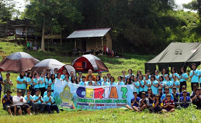 Tur 5 Rumah Ibadah, Anak-anak Kunjungi Vihara Vimala Dharma Bandung