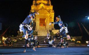 Sendratari Mahakapi Jataka Memukau Penonton di Solo