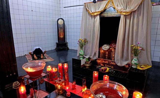 Vihara Bahtera Bhakti, Oase Menyejukkan bagi Umat Buddha, Konghucu, Tao, dan Muslim