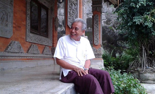 Pak Dhammajiyoti Kassapa, Berpulang Penuh Keindahan